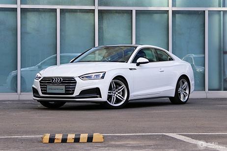 奥迪A5最高优惠达4.41万元 现车销售
