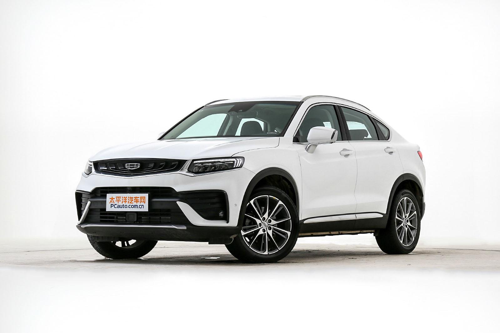 吉利汽车星越天津地区 最高优惠0.4万