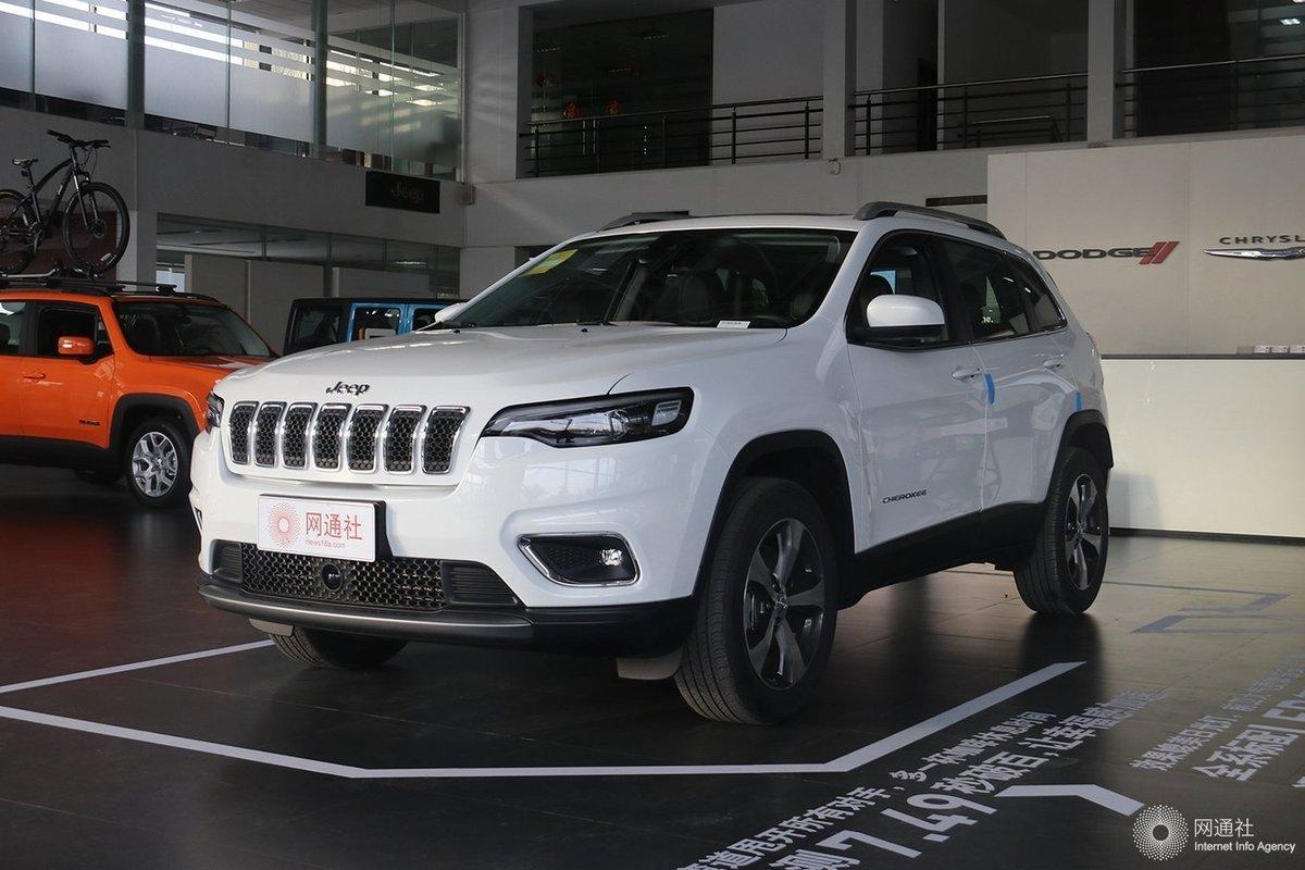 天津中进百旺Jeep:自由光最高降2.0万
