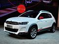 东风雪铁龙首款SUV年底上市 搭1.6T引擎