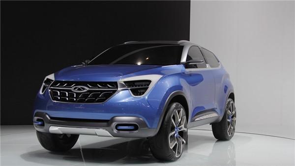 【图】新车鉴赏:2014北京车展
