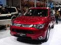 三菱中型SUV增加配置 空间超同级车(图)