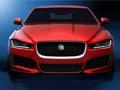 捷豹首款中级车明日首发 将竞争奔驰C级