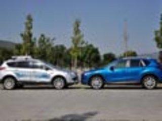 谁说SUV不运动 马自达CX-5对比福特翼虎