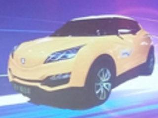 """广丰自主品牌定名""""领志""""首款SUV明年上市"""