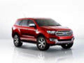 福特中型SUV下月13日发布 预计25万起售