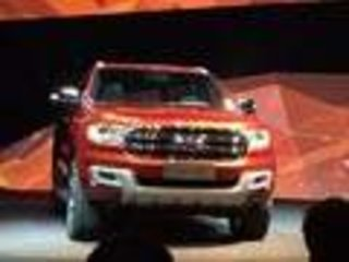 福特中大型SUV明年上市 命名撼路者(图)