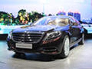 奔驰S级迈巴赫-明年将上市 轴距超3.3米