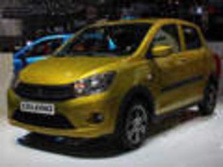 铃木两年内将推6款新车 小型轿车占多数