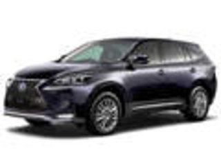 雷克萨斯将推新7座SUV 或1月13日亮相-图