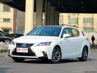 LEXUS-CT200h成都钜惠3.8万 现车销售