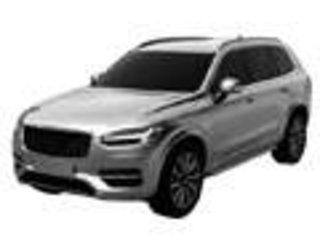 沃尔沃两款SUV-申报图曝光 二季度上市