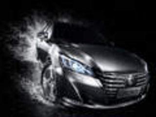 丰田新皇冠今日下线 2.0T车型后续推出