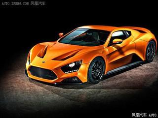 Zenvo ST1官方图片发布 上海车展亮相