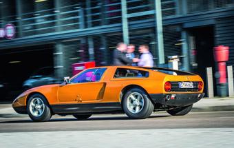 斯图加特的创新型超级跑车 ORANGE DREAM