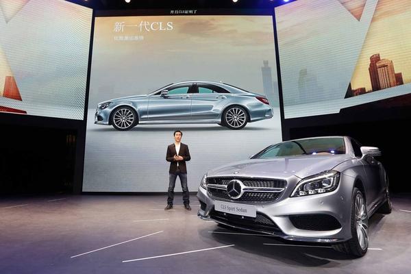 工业设计手绘 奔驰汽车 效果图产品