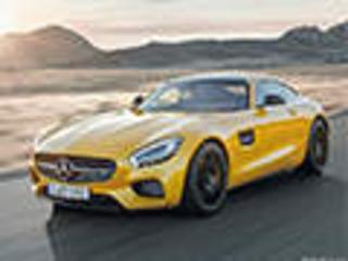 奔驰AMG GT跑车正式上市 售价141.8万元