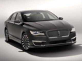 林肯将推出-全新MKZ轿车 北美车展亮相