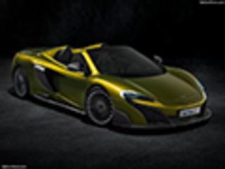 迈凯伦在华车型-将增至10款 竞争法拉利
