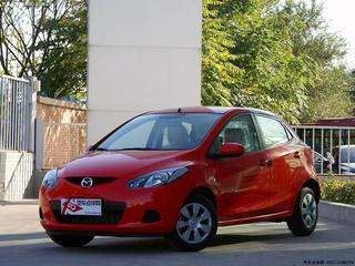 马自达2郑州少量现车 购车直降0.8万
