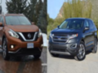 新一代中型SUV谁更强 日产楼兰PK福特锐界