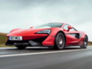 四款超级跑车-性能比拼 迈凯伦570S获胜