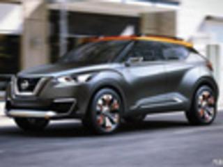 东风日产将推全新小型SUV 竞争本田XR-V