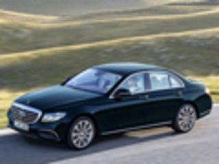 奔驰国产全新E级动力提升 换搭9AT变速箱