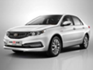 吉利改款紧凑轿车-换新前脸 上半年上市