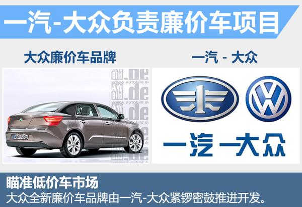 大众廉价品牌将推SUV等4款车 有望新建4S店(图2)