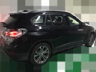 全新宝马X1混动版谍照曝光 将于年内上市
