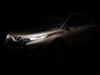 东南汽车全新SUV曝光 将于4月25日亮相