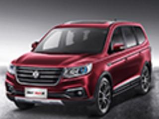 风行新大型SUV将发布 采用7座设计-图