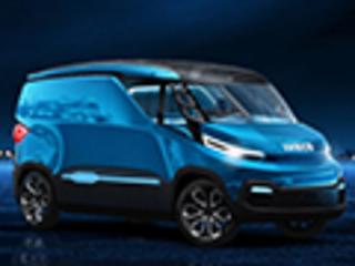 南京依维柯发布全新概念车 搭载光伏技术