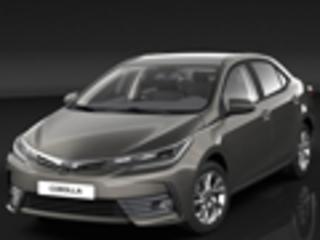 丰田将推出改款卡罗拉 竞争本田思域-图