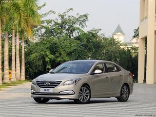 西安购现代名图综合优惠2.4万元 现车销