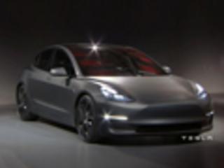 特斯拉Model3-订单缩水 约减少1.2万台