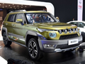 北汽小型SUV-成都车展上市