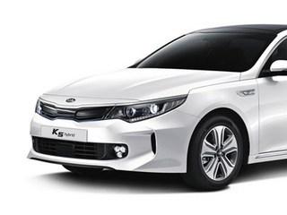 起亚K5混动版官图曝光 预计6月26日上市-东风悦达起亚高清图片