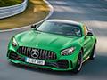 奔驰-新AMG GT R破百3.5秒