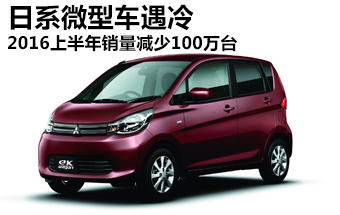 日系微型车