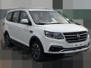 东风风行紧凑型SUV曝光 有望于年内上市