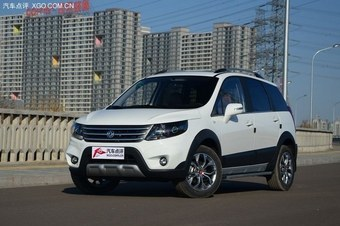 东风风行景逸X5优惠6千元 西安现车销售