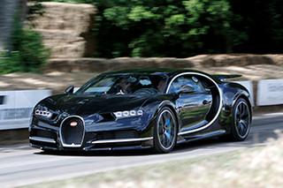 布加迪新车-Chiron 将刷世界量产车纪录