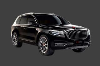红旗将投产新中大型SUV-HS7 对标奥迪Q7
