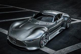 梅赛德斯-AMG将推限量超跑 搭F1赛车引擎