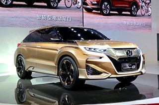 东风本田推全新中型SUV 冠道亲兄弟来了