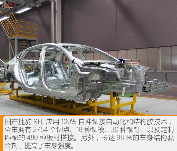 全铝车身占地面积48,384平方米,该工厂拥有335台机器人,可实现自动化