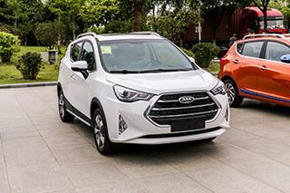 江淮乘用车前8月销量超22万 SUV占比75%