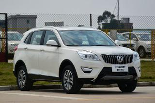 北汽威旺S50自动挡车型上市 9.68万起售